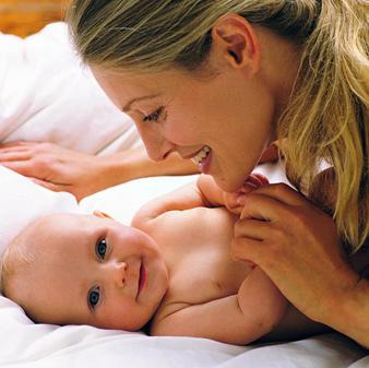 Mamá habla y el cerebro de su hijo se despierta